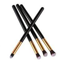4pcs herramientas de maquillaje sombra de ojos Foundation mezclado Jue...