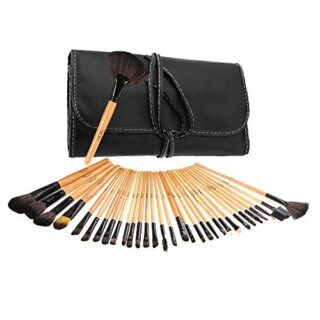 Brochas de Maquillaje, Abody 32 pcs Set de Pinceles de Maquillaje Prof...