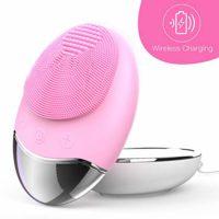 Esponja Limpiadora Facial de Silicona Cepillos y aparatos para limpiar...