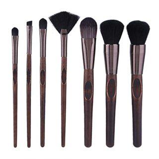 Juego de Cepillo de Maquillajede 7 piezas, Pincel de maquillaje para M...