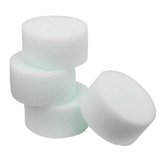 Snazaroo - Esponja de alta densidad para pintura facial, pack de 4