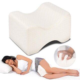 Almohadas para piernas para dormir, Dioxide Cojín ortopédico para almo...