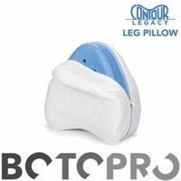 BOTOPRO - Contour Legacy Leg Pillow, Almohada ergonómica Comfy para pi...