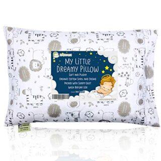 Cojín infantil con bonita funda de almohada - 13 x 18 almohadas de alg...
