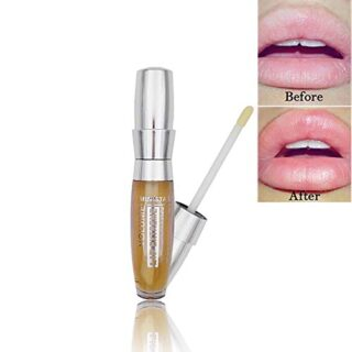 1PC de gran alcance para dar volumen Labios All Natural Lip Serum de l...