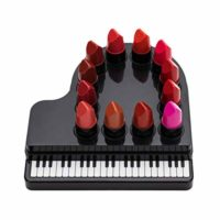 Allbestaye 12 colores mini barra de labios mate conjunto impermeable p...
