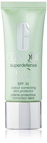 CLINIQUE SUPERDEFENSE CC CREAM #light medium 40 ml