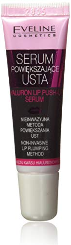 Eveline Cosmetics Hyaluron Lip Push-up Serum Serum powiększające usta ...