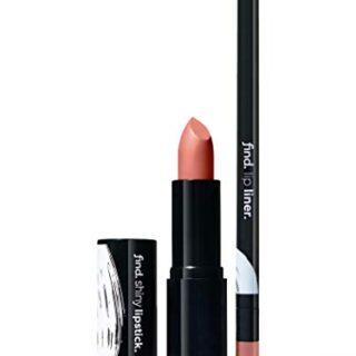 FIND - Absolute Elegance (Barra de labios brillante n.2 + Perfilador d...