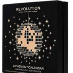 MAKEUP REVOLUTION - LIP ADVENT CALENDAR - Advent calendar with lips ma...