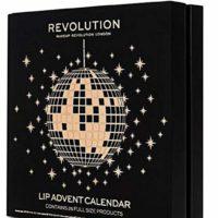 MAKEUP REVOLUTION - LIP ADVENT CALENDAR - Advent calendar with lips ma...