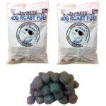 Barbacoa de carbón briquetas PENBEAD henselite: unidades dos 10 kg (20...