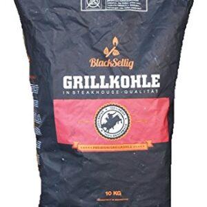 Blacksellig - Carbón para parrilla, calidad de restaurante, madera de ...