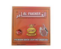 Dics carbón Al-Fakher rollo de iluminación rápida narguile carbón Disc...