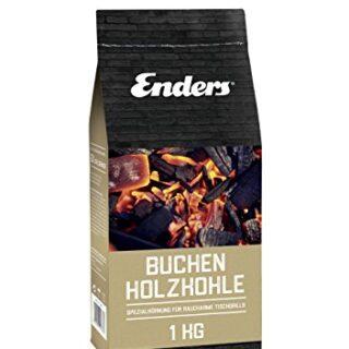 Enders haya Carbón Vegetal para Aurora-1383, sin Humo BBQ Grill, Mad...