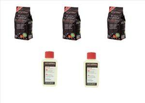 Lotus grill kit Carbonella di Faggio Piccola 3x 1Kg + 2 confezione gel...