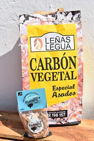 Pack carbón Vegetal de Quebracho + Aromatic Chip encina