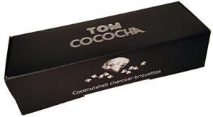 Tom Cococha - Diamond (54 Pastillas) Carbón De Coco Para Shisha