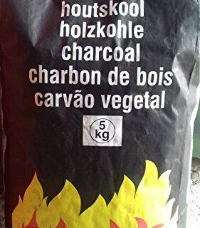 Viveros Horizon Forestal Carbon Vegetal de encina 5 Kilos