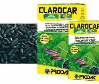 clarocar superattivo 1kg. Carbón vegetal activo en pellets