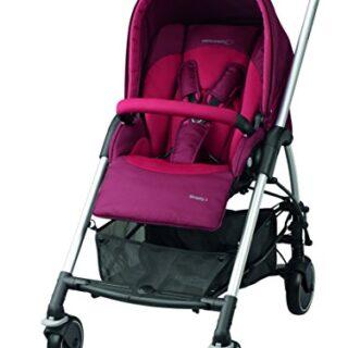 Bébé Confort Streety 3 - Cochecito, color rojo