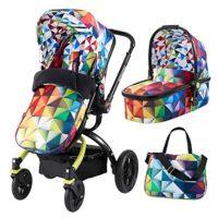 Cosatto Ooba carro de bebé y carro de bebé (spectroluxe)