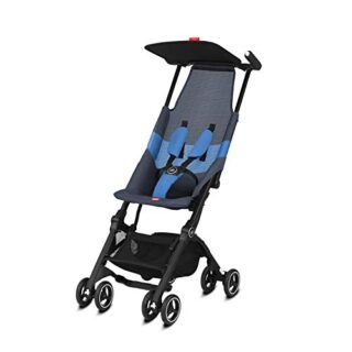 Gb Gold Pockit Air All Terrain - Silla de Paseo, Ultracompacta, De 6 M...