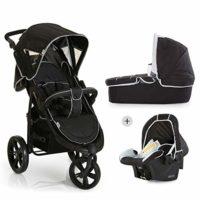 Hauck Viper SLX Trio Set - Carro deportivo 3 ruedas, silla de auto gr....