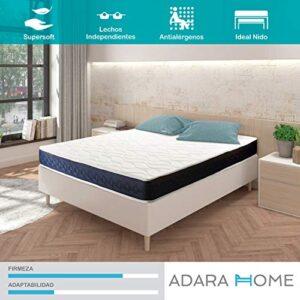 Adara Home Viscoprix - Colchón Viscoelástico 135x180 - Calidad/Precio ...