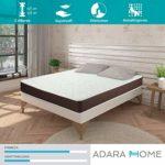 Adara Home Tempo - Colchón Viscoelástico 90x180, Altura 24cm