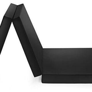 Badenia Espuma, Tela, Negro, 66 x 197 cm