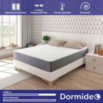 DORMIDEO Metropolitan - Colchón de muelles ensacados 90x180