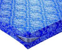 ENERGY COLORS textil-hogar Funda Azul COLCHÓN Cremallera L (105_x_200_...