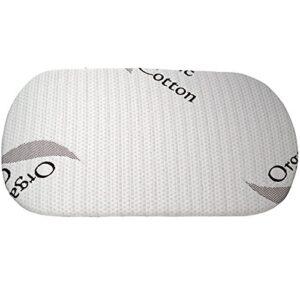 Colchón con Forro de Algodón Orgánico. Compatible con Baby Hug - (Dime...