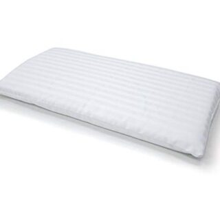 Duermete Almohada Cuna Anti-ahogo de Fibra con Funda de Algodón-Totalm...