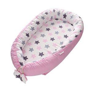 Eternitry Nido portátil Transpirable Suave sillón reclinable para bebé...