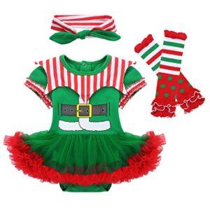 IEFIEL Conjunto Infantil de Carnaval Navidad Reyes Fiesta Body Pelele ...