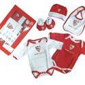 Sevilla CF Baby Set SFC - Conjunto de Ropa Unisex Bebé (Pack de 5) Mul...