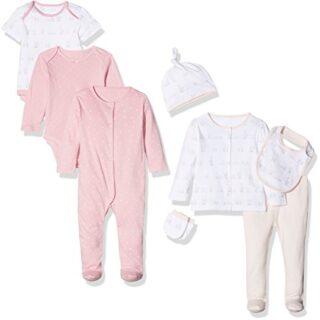 Mothercare My First Conjunto de Ropa, Rosa, Recién Nacido para Bebés