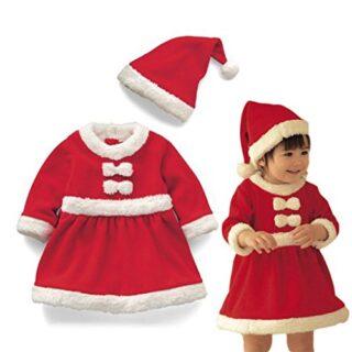 Vine Bebé Niño de Navidad Ropa de Santa Claus De Bebé Ropa + sombrero ...