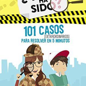 101 casos extraordinarios para resolver en 5 minutos (Serie ¿Quién ha ...