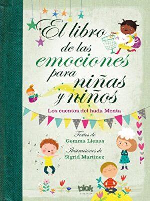 El libro de las emociones para niñas y niños: Los cuentos del Hada Men...