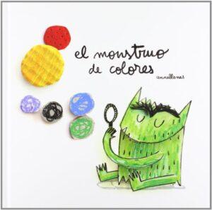 El monstruo de colores (edición álbum ilustrado, no versión pop-up) (C...