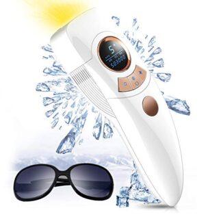 YAPAFA IPL Dispositivo de eliminación de cabello para la eliminación p...
