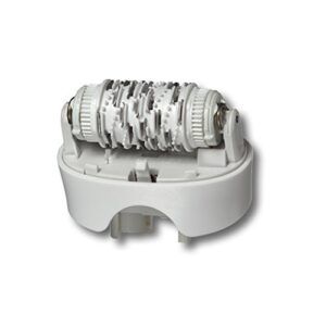 Braun 67030946 Seda Epil 7 Standard Epilador Cabeza para 7181, 7681, 7...
