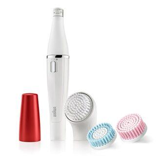 Braun Face 852 Edición Rubí - Cepillo de limpieza facial eléctrico y d...