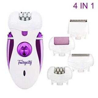 Depiladora Facial Mujer Afeitadora Electrica Depilación Femenina Recor...