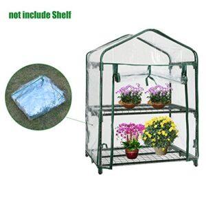 Sue Supply Greenhouse Mini Walk-In Garden, para plantas de flores al a...