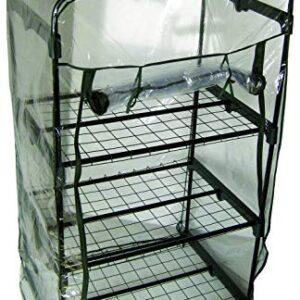 Hamble Distribution ltd Blackspur - Invernadero tamaño Mini con 3 bald...