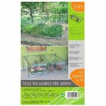 Verdemax Primizia Funda Recambio para Invernadero 2514, Verde Agua, 5x...